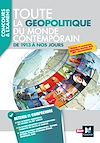 Téléchargez le livre numérique:  Toute la géopolitique du monde contemporain - De 1913 à nos jours