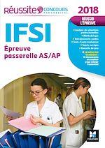 Télécharger le livre :  Réussite Concours IFSI Passerelle AS/AP - Examen 2018 Nº18