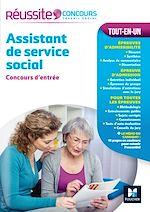 Télécharger le livre :  Réussite Concours Assistant de service social - Concours d'entrée - Nº43