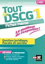 Télécharger le livre :  Tout le DSCG 1 - Gestion juridique fiscale et sociale