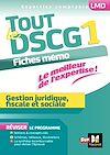 Téléchargez le livre numérique:  Tout le DSCG 1 - Gestion juridique fiscale et sociale