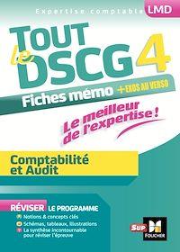 Télécharger le livre : Tout le DSCG 4 - Comptabilité et Audit