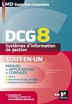 Télécharger le livre :  DCG 8 - Systèmes d'information de gestion Manuel et applications