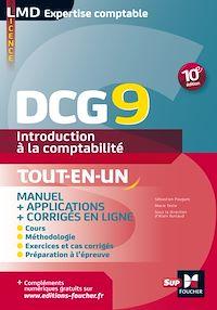 Télécharger le livre : DCG 9 - Introduction à la comptabilité - Manuel - 10e édition