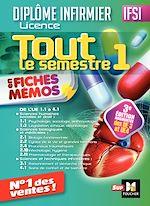 Télécharger le livre :  IFSI Tout le semestre 1 en fiches mémos - Diplôme infirmier - 3e édition