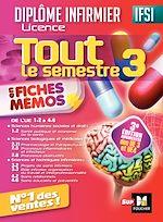 Télécharger le livre :  IFSI Tout le semestre 3 en fiches mémos - Diplôme infirmier - 3e édition