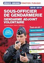 Télécharger le livre :  Réussite Concours Sous-officier de gendarmerie / Gendarme adjoint volontaire