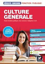 Télécharger le livre :  Culture générale - Tous concours - Préparation complète