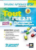 Télécharger le livre :  Tout sur Pharmacologie et Thérapeutiques UE 2.11 - Infirmier en IFSI - DEI - Révision - 3e édition