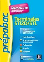 Télécharger le livre :  PREPABAC - Toutes les matières générales - Terminales STI2D - STL - Révision et entrainement