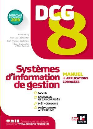 Téléchargez le livre :  DCG 8 - Systèmes d'information de gestion