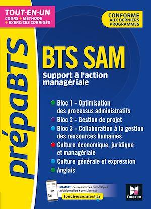 Téléchargez le livre :  PrépaBTS - BTS SAM - Toutes les matières - Révision et entrainement