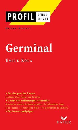 Téléchargez le livre :  Profil - Zola (Emile) : Germinal