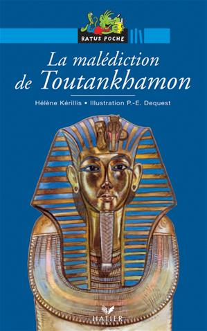 Téléchargez le livre :  La malédiction de Toutankhamon