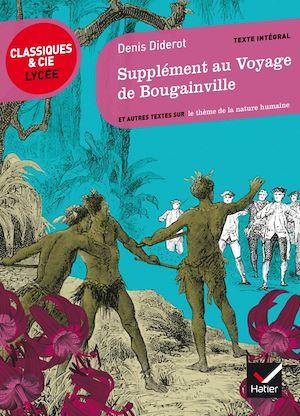 Téléchargez le livre :  Supplément au Voyage de Bougainville