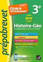 Télécharger le livre :  Histoire-géographie EMC 3e Nouveau brevet