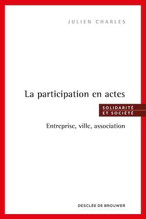 Téléchargez le livre :  La participation en actes