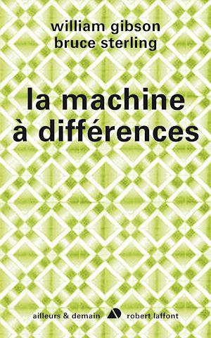 Téléchargez le livre :  La machine à différences
