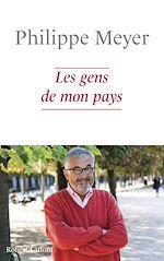 Télécharger le livre :  Les Gens de mon pays