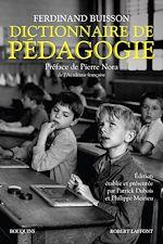 Télécharger le livre :  Dictionnaire de pédagogie