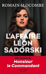 Télécharger le livre :  L'Affaire Léon Sadorski