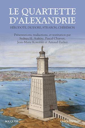 Téléchargez le livre :  Le Quartette d'Alexandrie - Hérodote, Diodore,, Strabon, Chérémon
