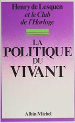 Télécharger cet ebook : La politique du vivant