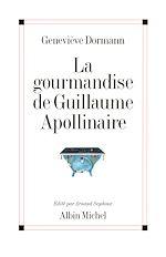 Télécharger le livre :  La Gourmandise de Guillaume Apollinaire
