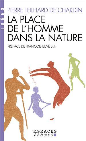 Téléchargez le livre :  La Place de l'homme dans la nature