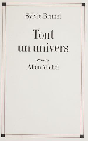 Téléchargez le livre :  Tout un univers