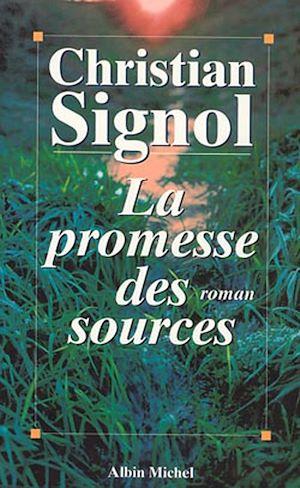 Téléchargez le livre :  La Promesse des sources