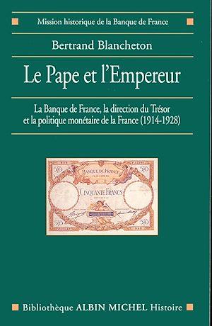 Téléchargez le livre :  Le Pape et l'Empereur