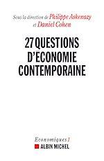 Télécharger le livre :  27 questions d'économie contemporaine