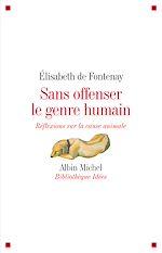 Télécharger le livre :  Sans offenser le genre humain