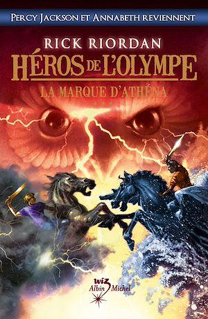 Téléchargez le livre :  Héros de l'Olympe - tome 3