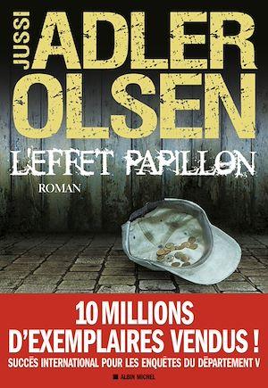 L'Effet papillon | Adler-Olsen, Jussi. Auteur