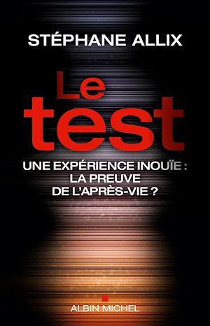 Téléchargez le livre :  Le Test