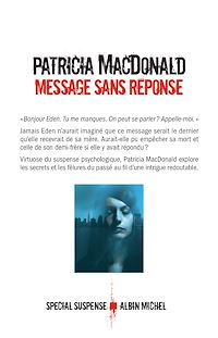 Télécharger le livre : Message sans réponse