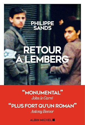 Téléchargez le livre :  Retour à Lemberg