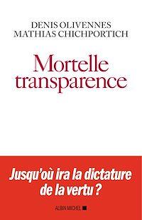 Télécharger le livre : Mortelle Transparence