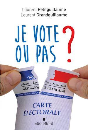 Je vote ou pas ?
