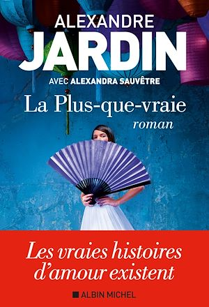Book cover of La Plus-que-vraie.