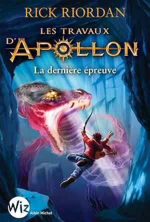 Téléchargez le livre :  Les Travaux d'Apollon - tome 5