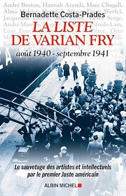 La Liste de Varian Fry (Août 1940 septembre 1941)