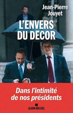 L'Envers du décor | Jouyet, Jean-Pierre. Auteur