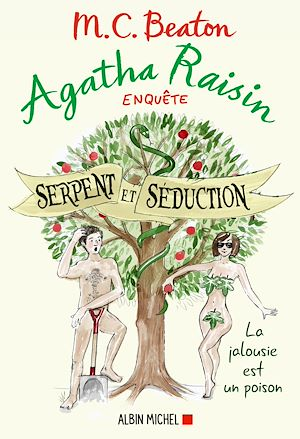 Image de couverture (Agatha Raisin 23 - Serpent et séduction)
