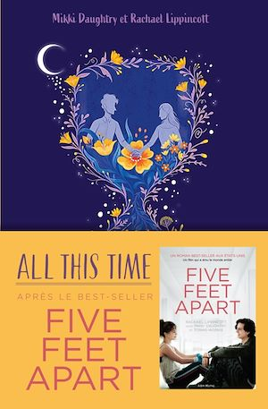 All this time | Lippincott, Rachael. Auteur