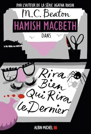 Cover image (Hamish Macbeth 7 - Rira bien qui rira le dernier)