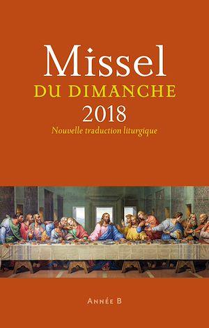 Téléchargez le livre :  Missel du dimanche 2018