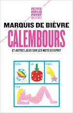Télécharger le livre :  Calembours